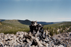 Varies: Newberry National Volcanic Monument - Deschutes Nat'l Forest